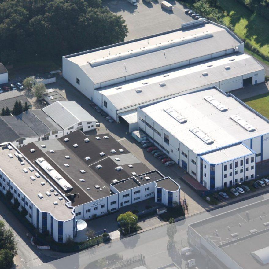 Luftbild Kalthoff Luftfilter GmbH